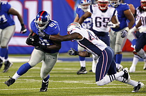 Adrien Robinson (#81, pictured)/Photo by Rich Schultz, Getty Images