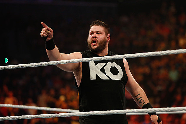 WWE Superstar Kevin Owens (Photo: JP Yim/Getty Images)